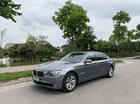 Cần bán lại xe BMW 7 Series sản xuất 2010 màu xanh lam, giá tốt, xe nhập