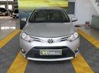 Bán Toyota Vios E 1.5AT sản xuất 2017, màu bạc, giá chỉ 508 triệu