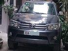 Cần bán Toyota Fortuner 2.5G đời 2010, giá tốt