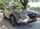 Cần bán Hyundai Santa Fe đời 2019, màu nâu