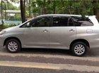 Bán Toyota Innova 2.0G AT đời 2014, màu bạc, 520 triệu
