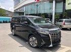 Bán xe Toyota Alphard năm sản xuất 2019, màu đen, nhập khẩu nguyên chiếc