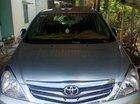 Xe Toyota Innova năm sản xuất 2009, màu bạc