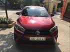 Gia đình bán Toyota Yaris đời 2016, màu đỏ, xe nhập