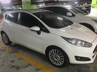 Cần bán lại xe Ford Fiesta S 1.5 AT năm sản xuất 2014, màu trắng