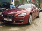 640i Gran Coupe Series 2015 màu đỏ