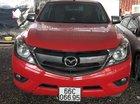 Bán Mazda BT 50 đời 2016, màu đỏ