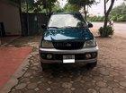 Bán Daihatsu Terios 1.3 4x4 MT năm sản xuất 2003, màu xanh, biển Hà Nội