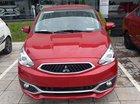 Mitsubishi Attrage CVT 2019, màu đỏ, xe nhập, giá tốt