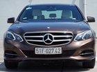 Bán Mercedes Benz E250 2014 xe đẹp màu nâu, đi 27.000km, cam kết chất lượng bao kiểm tra hãng