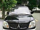 Đổi xe mới bán Mitsubishi Jolie đời 2005, màu đen