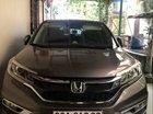 Chính chủ bán xe Honda CR V 2.4 AT sản xuất 2016, màu xám