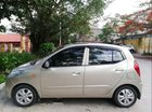 Chính chủ bán xe Hyundai Grand i10 đời 2012, màu vàng, xe nhập Ấn Độ, 285tr