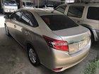 Gia đình bán Toyota Vios G đời 2015, màu vàng cát