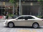Bán Toyota Camry năm sản xuất 2017, màu vàng, chính chủ