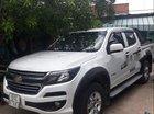 Cần bán gấp Chevrolet Colorado năm 2018, màu trắng còn mới, giá 575tr