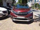 Bán Honda CR V 2.0 2015, màu đỏ, chính chủ, 800 triệu