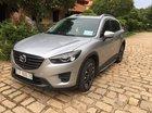 Bán Mazda CX 5 2.0L sản xuất 2016, màu bạc xe gia đình