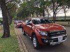Bán Ford Ranger Wildtrak 2014, màu đỏ, nhập khẩu số tự động