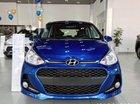 Bán xe Hyundai Grand i10 MT đời 2019, màu xanh lam