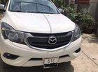 Bán Mazda BT 50 2016, màu trắng còn mới, giá tốt