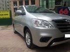 Bán Toyota Innova E sản xuất 2014, màu bạc, giá 498 triệu. LH 0979766722