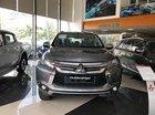 Cần bán xe Mitsubishi Pajero Diesel sản xuất 2018, màu xám, nhập khẩu nguyên chiếc