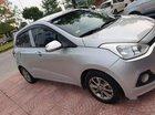 Cần bán lại xe Hyundai Grand i10 MT đời 2015, màu bạc, nhập khẩu nguyên chiếc, giá chỉ 285 triệu