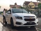 Bán xe Chevrolet Cruze LTZ năm sản xuất 2016, màu trắng, xe gia đình, giá cạnh tranh