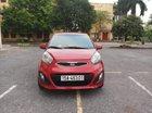 Bán Kia Morning MT đời 2014, màu đỏ, xe đi rất cẩn thận