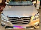 Cần bán gấp Toyota Innova E đời 2014 số sàn, giá 510tr