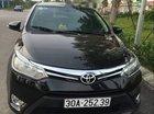 Bán xe Toyota Vios đời 2014, màu đen, giá chỉ 385 triệu