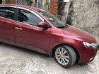Bán Kia Cerato 2010, màu đỏ, xe rất giữ gìn