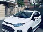 Bán xe Ford Ecosport Titanium 2017, màu trắng, xe đẹp, giá hợp lý