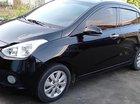 Bán ô tô Hyundai Grand i10 1.2 MT sản xuất 2016, màu đen, nhập khẩu nguyên chiếc