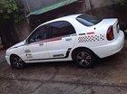 Bán xe Daewoo Lanos SX đời 2002, màu trắng xe gia đình