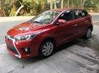 Bán Toyota Yaris 2015, màu đỏ, nhập khẩu nguyên chiếc
