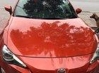 Bán Toyota 86 hai cửa tự động 2012, màu cam đỏ, nhập Nhật chính chủ