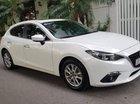 Bán xe Mazda 3 sản xuất năm 2016, màu trắng, giá tốt