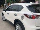 Bán Mazda CX 5 2015, màu trắng, máy móc êm