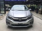 Cần bán lại xe Honda City Top sản xuất 2017, màu bạc