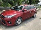 Bán xe Toyota Yaris sản xuất 2014, màu đỏ, nhập khẩu nguyên chiếc