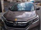 Bán Honda CRV 2016 2.4TG, mua từ 02/2017 xe hầu như không đi, còn rất mới