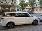 Bán Kia Sedona AT đời 2018, màu trắng, phiên bản cao cấp máy dầu