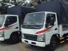 Xe tải Fuso Canter HD 8.2, 5T, xả kho, trả góp 80%