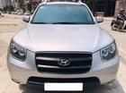 Cần bán xe Hyundai Santafe 2009, ĐK 2010, số sàn máy xăng, màu bạc