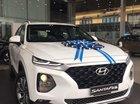 Bán xe Hyundai Santa Fe 2019, màu trắng