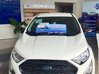 Ford EcoSport sản xuất 2019, màu trắng, bán trả góp
