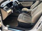 Bán Hyundai Sonata 2.0AT màu trắng, số tự động, nhập Hàn Quốc 2016, đẹp 98%