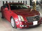 Bán xe Cadillac CTS năm 2010, màu đỏ, nhập khẩu